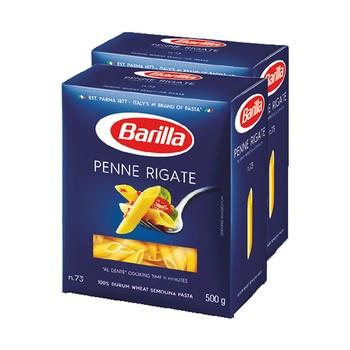 Barilla Penne Regate 2x500g