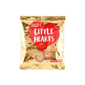 Britannia Little Hearts Pouch 75g
