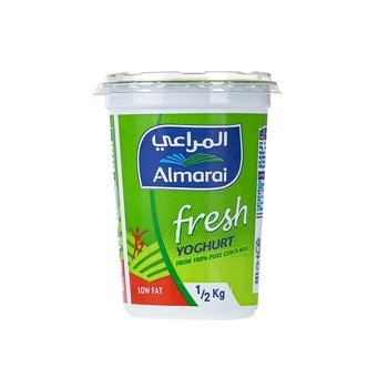 Almarai Yoghurt low Fat Cream 500g