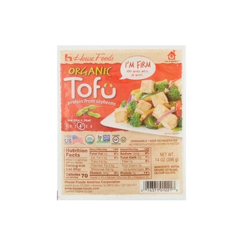 Tofu Organic Firm 14Oz