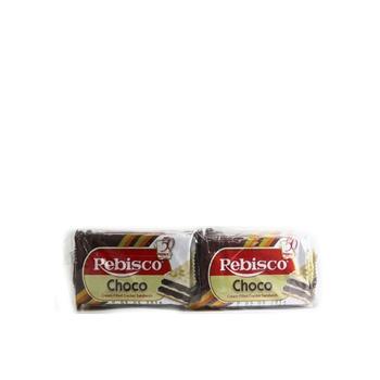 Rebisco Cream Filled Cracker 34g