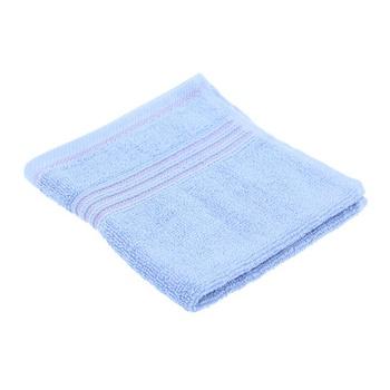 Infinity Face Towel 33x33cm (Blue)