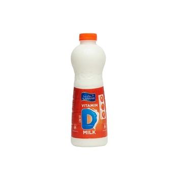 Al Rawabi Vitamin D Milk Low Fat 1 Ltr