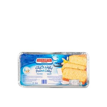 Americana Pound Cake Vanilla  325g