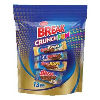 Tiffany Break Crunch Fun 390g