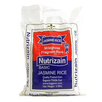 Nutrizain Basic Jasmine Rice 5kg