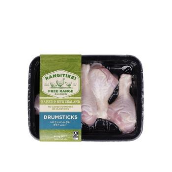 Rangitikei Free Range New Zealand Chicken Drumsticks 400g