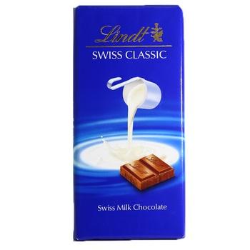 Lindt Milk Chocolate 100g