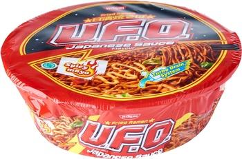 Nissin UFO Fried Ramen Japanese Sauce 100g