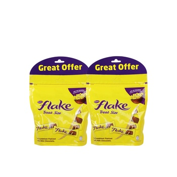 Cadbury Flakes Doy Bag 2X174g