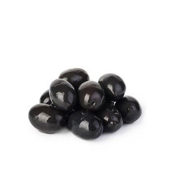 Spanish Olives Pitted Black