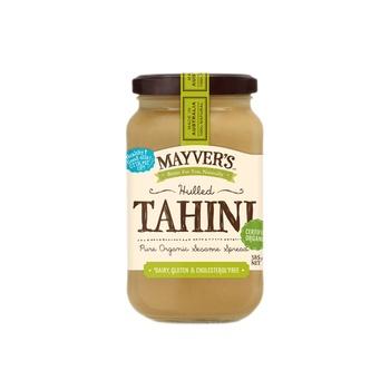 Mayver'S Organic Hulled Tahini 385g