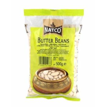 Natco Butter Beans Lima Beans 500g