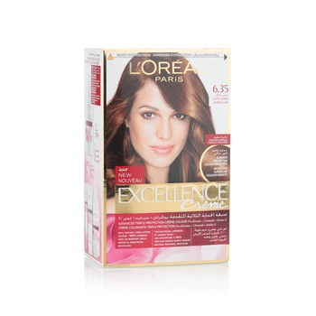 Loreal Excellence 6.35 Chocolate Brown
