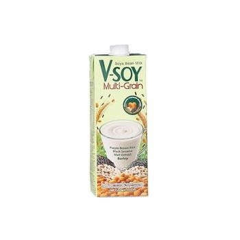 V-Soy Multigrain Soy Bean Milk 1L