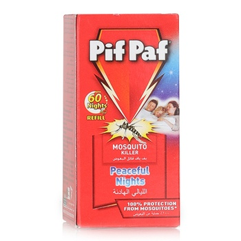 Pif Paf Antimosquito Refill 28ml
