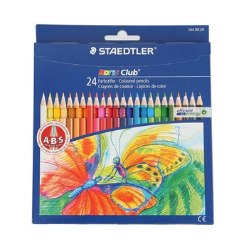 Staedtler Color Pencil - 24s pack