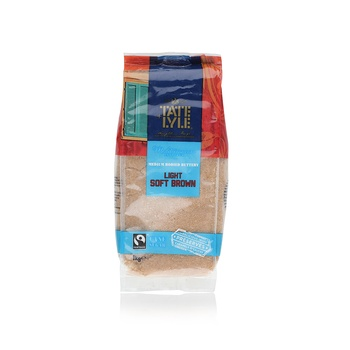 Tate & Lyle Light Brown Soft Sugar 1kg