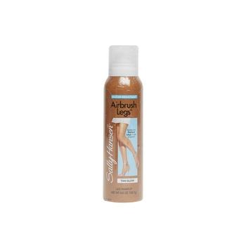 Sally Hansen Airbrush Legs Leg Makeup Tan Glow 4.4 oz