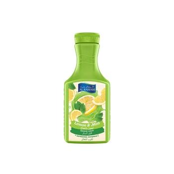 Al Rawabi Lemon & Mint 1.5 ltr