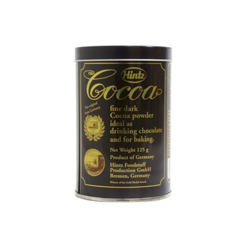 Hintz Cocoa Powder (Tin) 125g