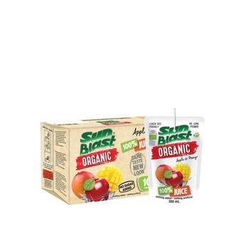 Cool Sun Apple Mango 100% Juice 200ml