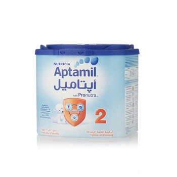Aptamil Pronutra (2) Baby Milk Powder 400g