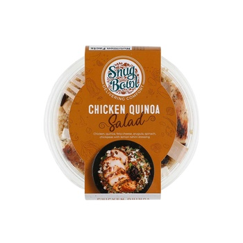 Snug Bowl Chicken Quinoa Salad