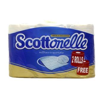 Scottonelle Roll Toilet Tissue 12pcs