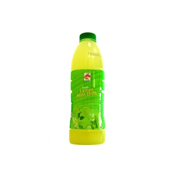 Al Ain Fresh Lemon Mint Drink 1ltr