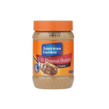 American Garden US Peanut Butter Creamy 510g