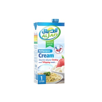 Alsafi Multi Purpose Cream 1lit