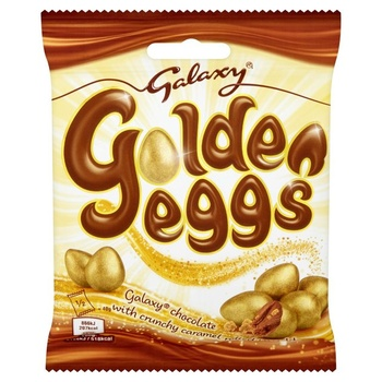 Galaxy Golden Eggs Large 233g