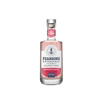 Pearsons Hibiscus & Rose 70cl