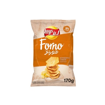 Lays Forno (Baked)Authentic Cheese170g