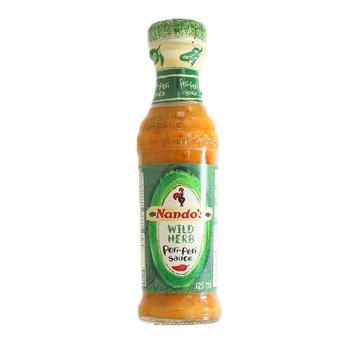 Nandos Peri Peri Sauce Wild Herb 125ml