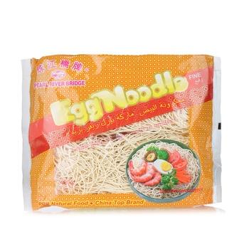 Pearl River Bridge Egg Noodle (Fine) 400g