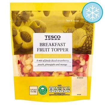 Tesco Breakfast Topper 350g