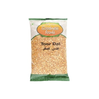Goodness Foods Toor Dal 500g