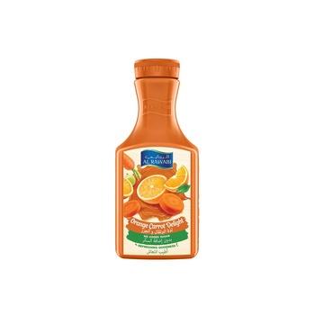 Al Rawabi Orange Carrot Delight Juice 1.5 ltr