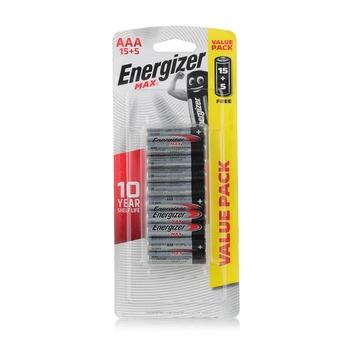 Energizer Battery E92Hp(15+5) Aaa 1.5V