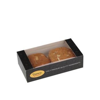 Vienna Bakery Macadamia Nut Delight Cookie 6 Pieces