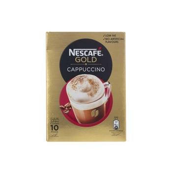 Nescafe Gold Cappucino Sweetend 17Gm