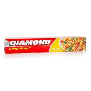 Diamond Cling Wrap 30cm 300 Sq. Ft.