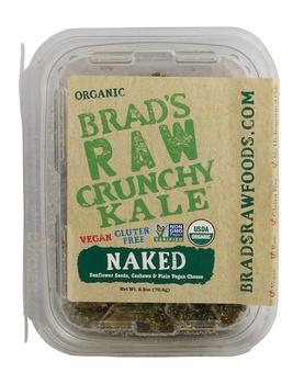 Brads Raw Food Leafy Kale Naked 70g