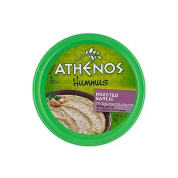 Athenos Roasted Garlic  Hummus 7oz