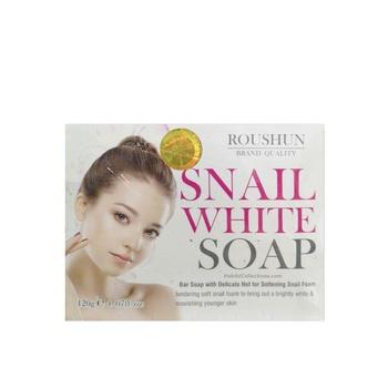 Roushun Snail White Soap 120g