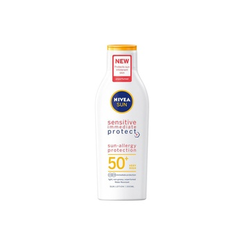 Nivea Sun Sensitive Protect SPF 50+ 200ml