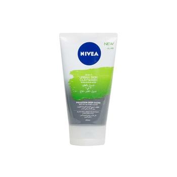 Nivea Visage Urban Skin Clay Wash 150ml