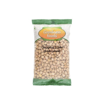 Goodness Foods Chickpeas Jumbo 500g
